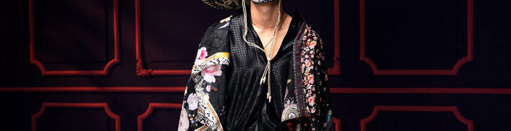 Fashion Days Halloween Special  Photography:Georgi Andinov Make up: Alina Manova Hair: Parashkev Todorov Models: Desi Savova & Kaloyan Izov@Ivetfashion,