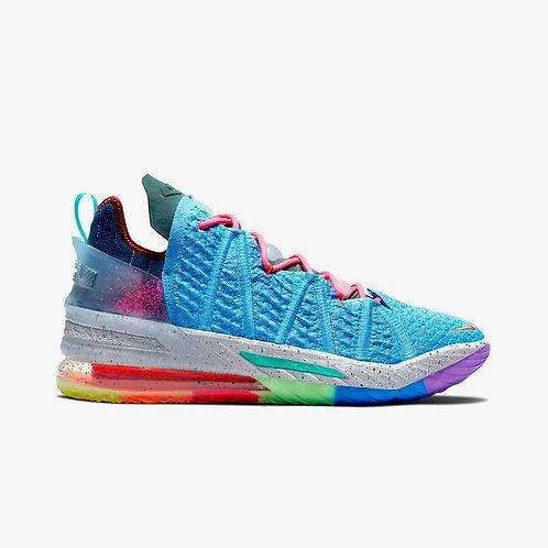 Nike LeBron 18 Best of 1-9 'Light Blue
