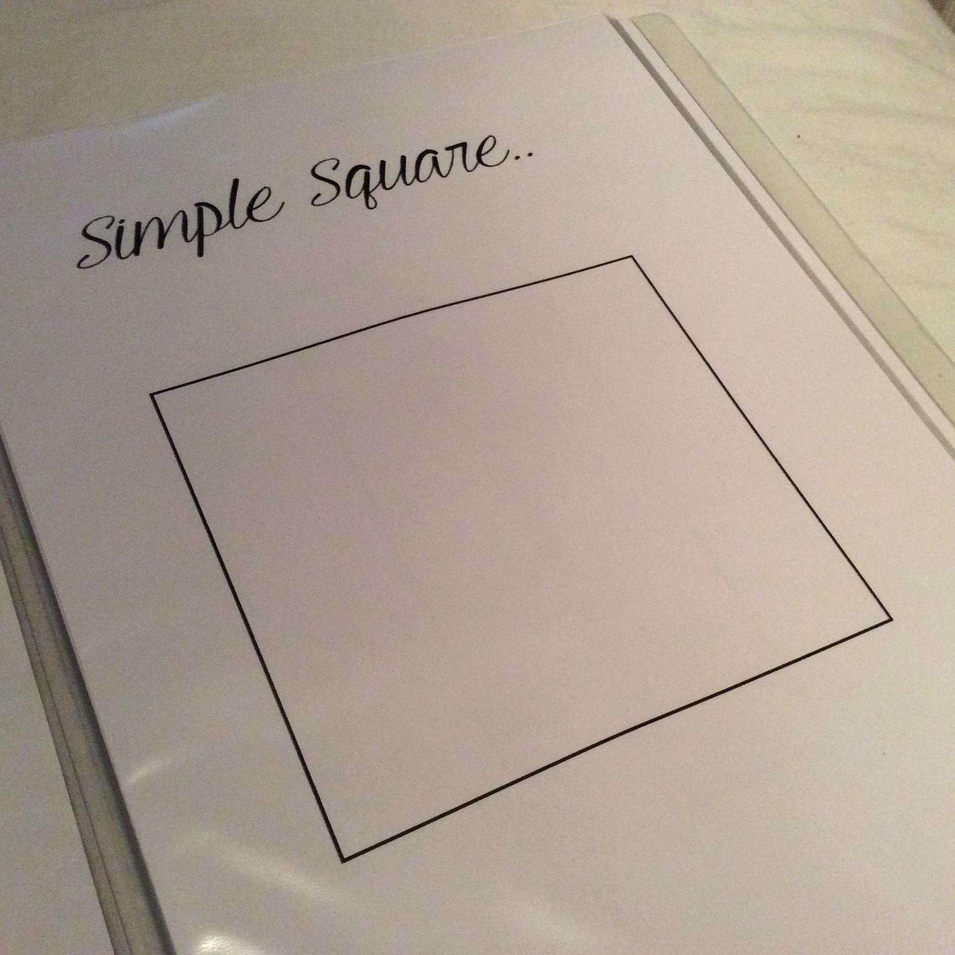Simple Square