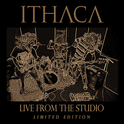 ITHACA Live From The Studio CD