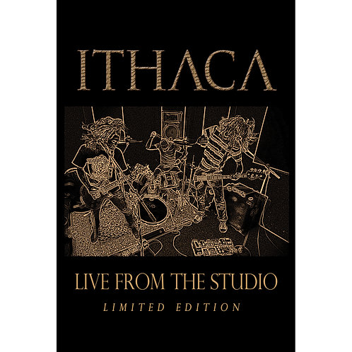 ITHACA Live From The Studio CASSETTE