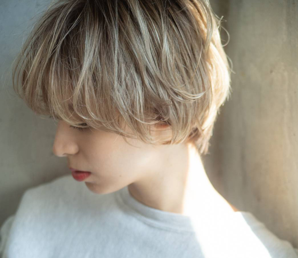 MANOHARU Hairstyle 2019 SS