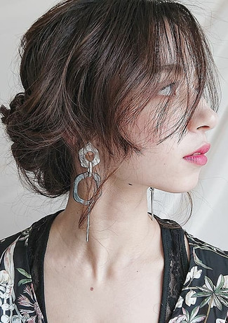 MANOHARU Hairstyle 2019 SS