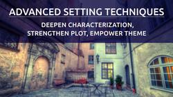 Advanced Setting Techniques web