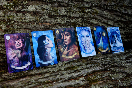 Soul connection cards Sounds of the Awakening Soul