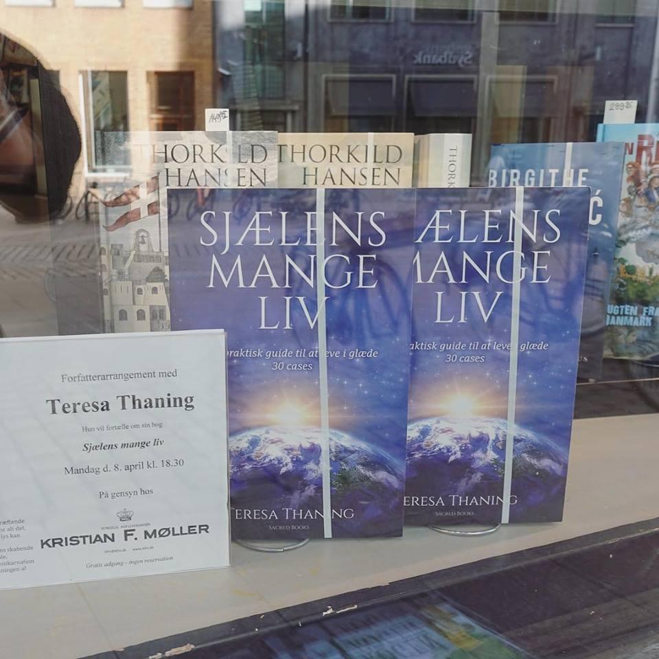 Teresa Thaning - Sjælens Mange Liv
