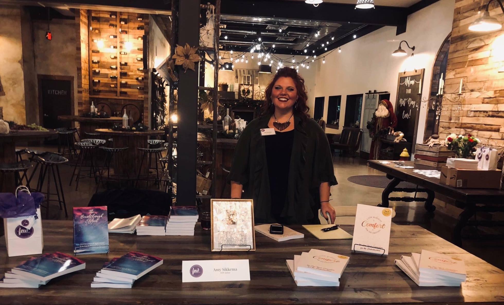 Kimberly Joy Krueger books