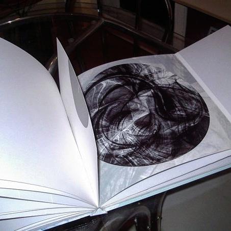 Mandala Digital Graphic Nada Orlic book