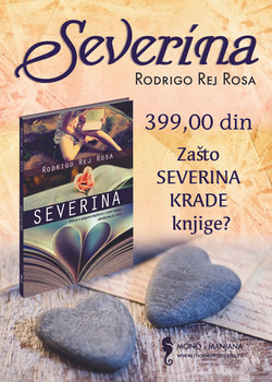 Poster for Severina by Rodrigo Rey