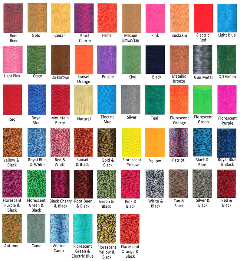 String Color Options
