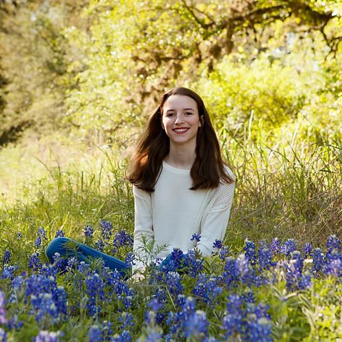 Zoe's Senior Portraits