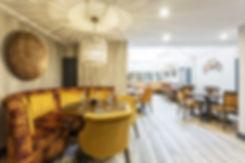 The Stafford Arms restaurant interior