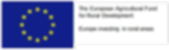 European Agricultural Fund for Rural Development logo