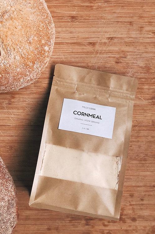 Mediterra Cornmeal, 2lb. bag