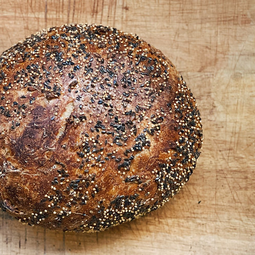 SPROUTED SPELT
