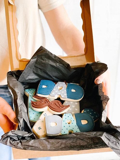 Seasonally Themed DIY Cookie Kit