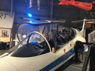 Students Visit Air and Space Museum