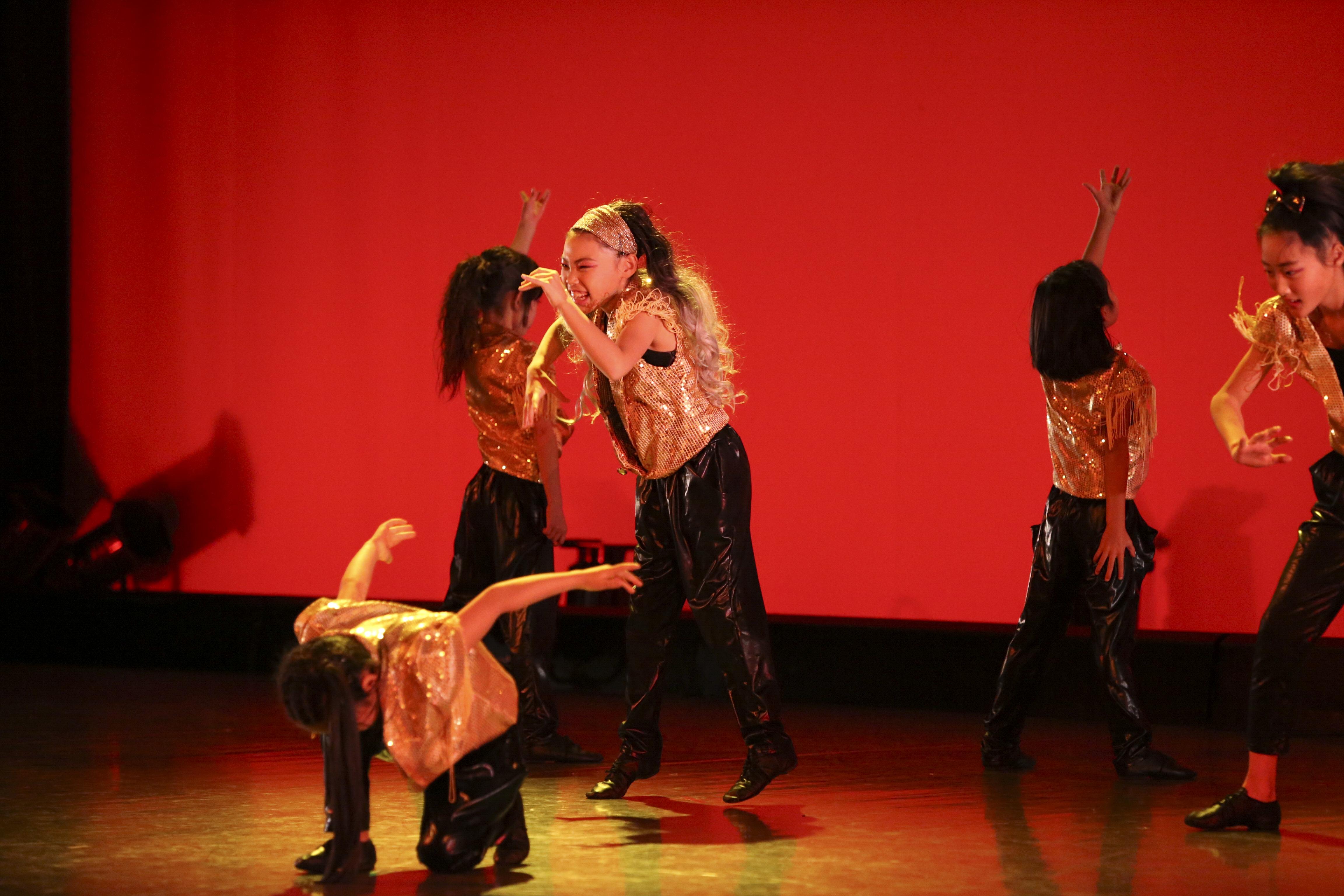 火曜日キッズダンス(ジャクソンMIX)