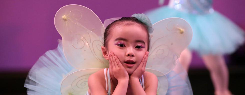 2018_第一回発表会_土曜日モダンバレエ幼稚園クラス(ティンカーベル)_