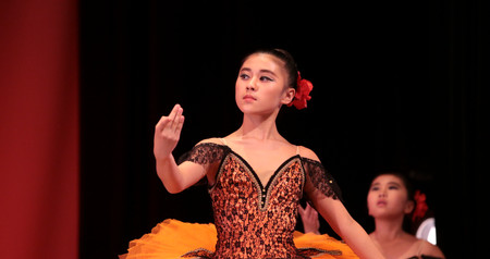 2018_第一回発表会_木曜日クラシックバレエ小学生クラス(ドンキホーテリト