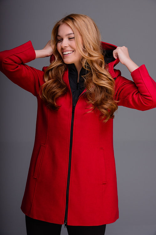 Nuage Women's Red Jacket
