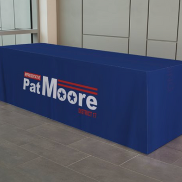 Pat Moore Table Cloth