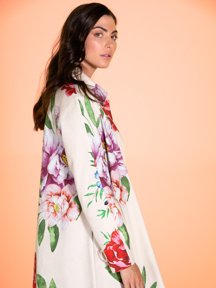 Floral Mona