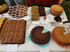 A selection of our treats
