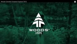 Woods Canada's Greatest Explorer 2016