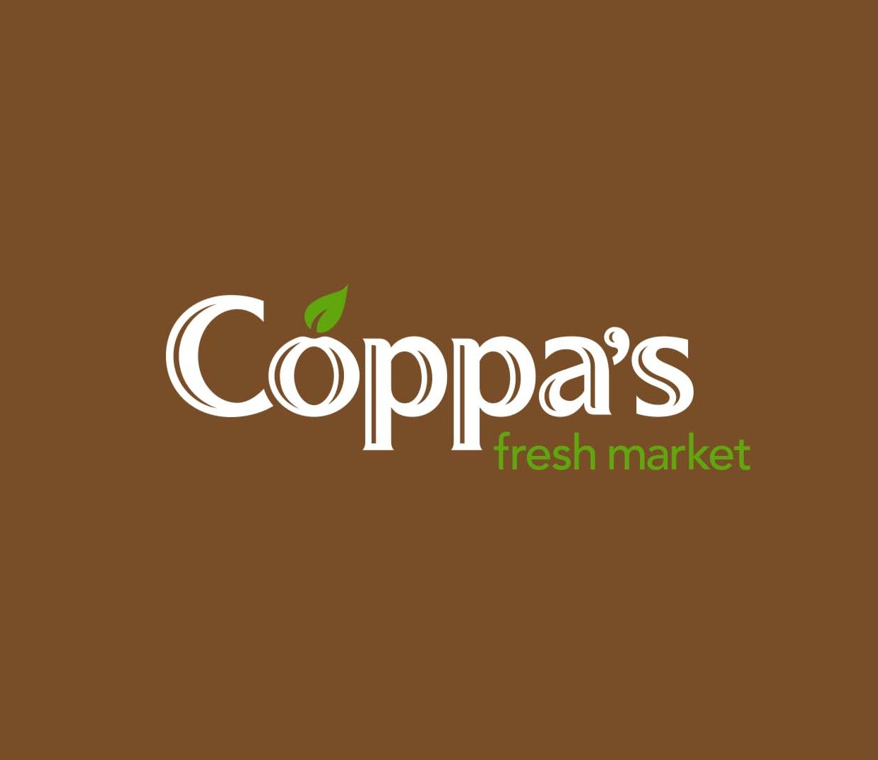Coppa's Refreshed Identity