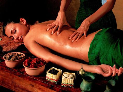 Formação Massagem Ayurvédica - 32h