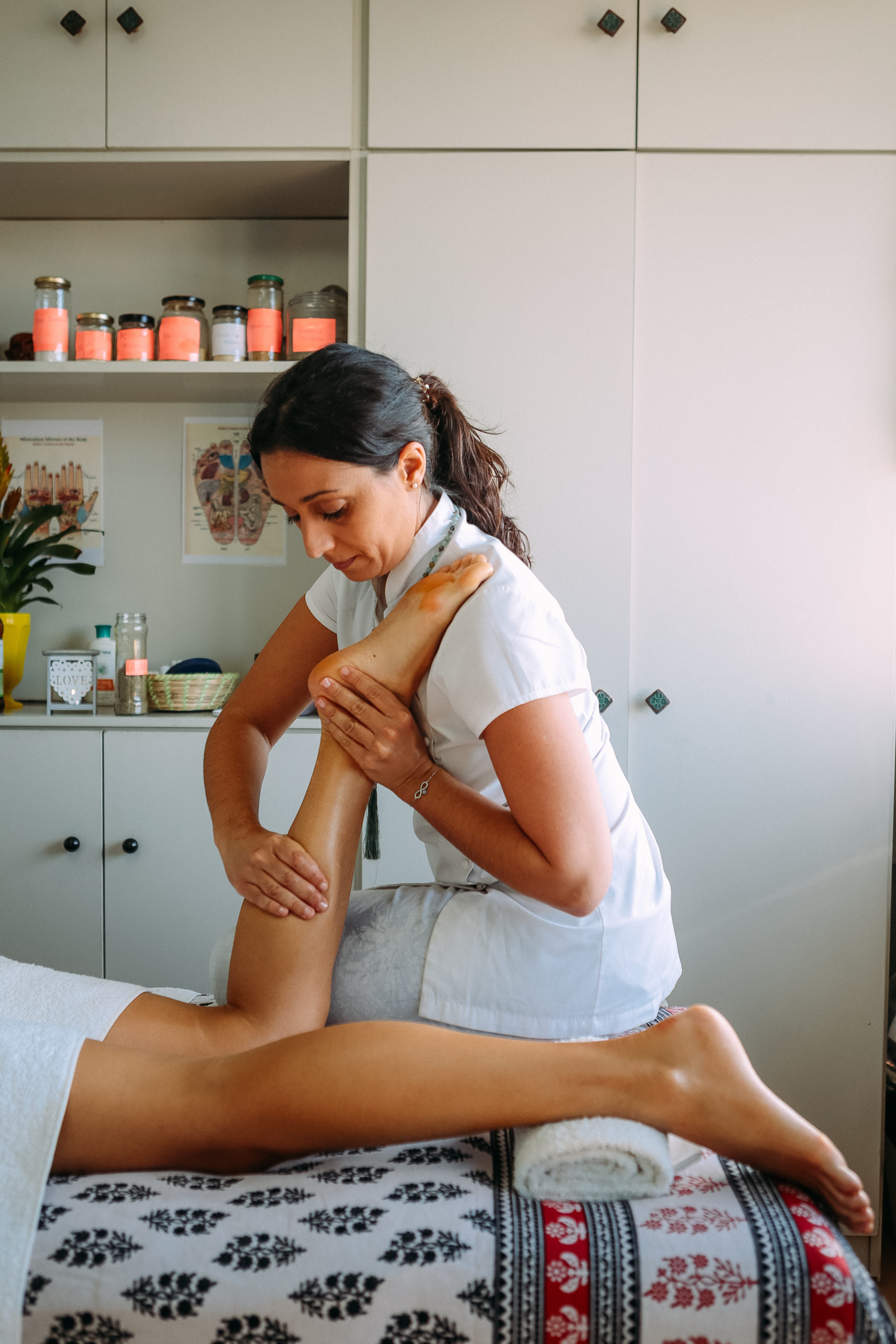 Massagem Ayurveda