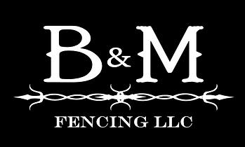 B&M Fencing LLC SS Logo.png