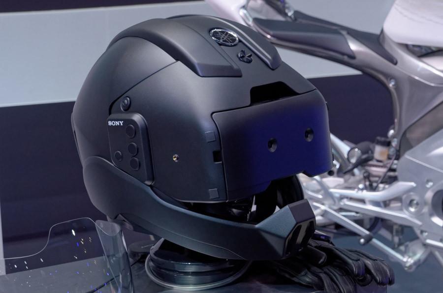 VRヘルメット
