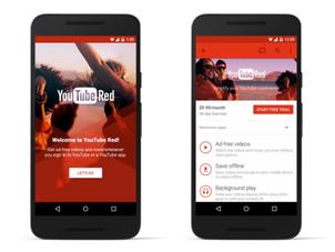 定額映像配信「YouTube Red」が10月28日開始されるぞ!
