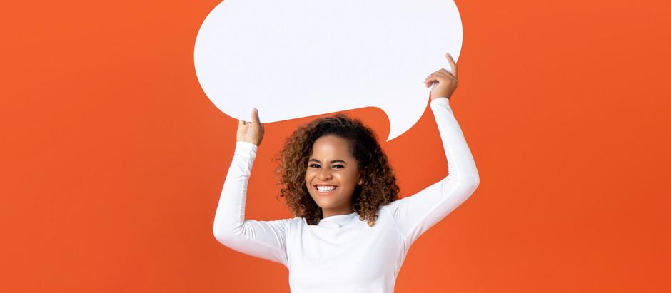Série Apresentação - Texto 3 - Frases que podem facilitar para você!