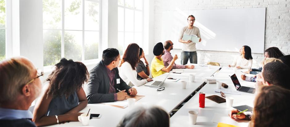 Série Reuniões em Inglês - 3 maneiras de encarar as reuniões inglês que te colocarão em outro nível