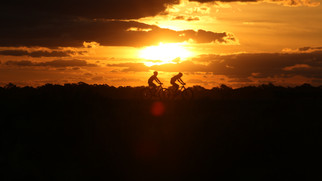 Sunset at wilcannia.JPG