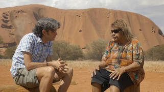 Mike and Alsion Hunt, Aboriginal Elder I