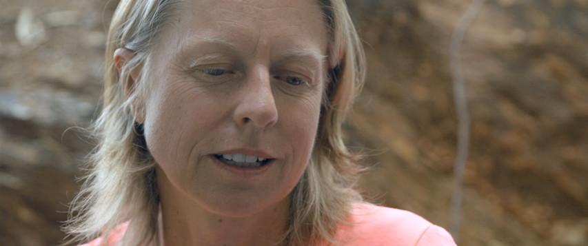 Jodie Clarke, Brain Tumour, Alice spring