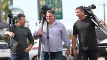 Producers L-R, Craig Wilson, Daniel Raff