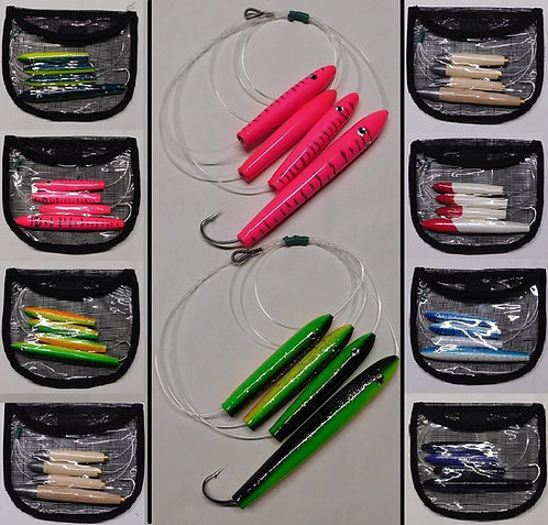 Cedar Plug Daisy Chain w/Bag - Pro Rigged by a Florida Fisherman. Buy the BEST!