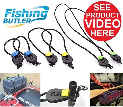 Fishing Butler - The Ultimate tie down, Bungee, Strap