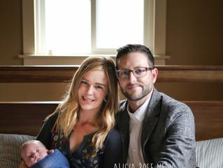Baby Olin: 2.5 months
