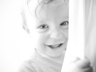 black and white portraits with artie