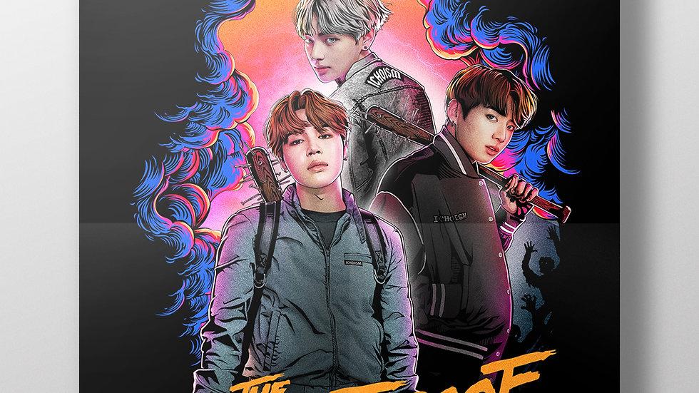 Bulletproof Scouts 4 Poster