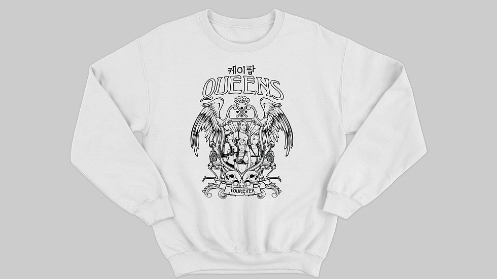 KPOP Queens Sweatshirt 1