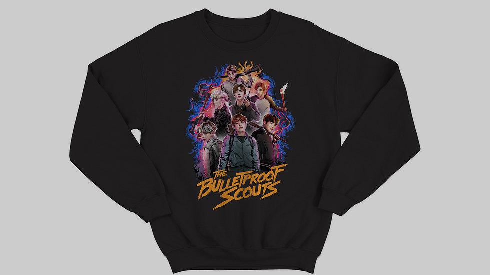 Bulletproof Scouts Sweatshirt