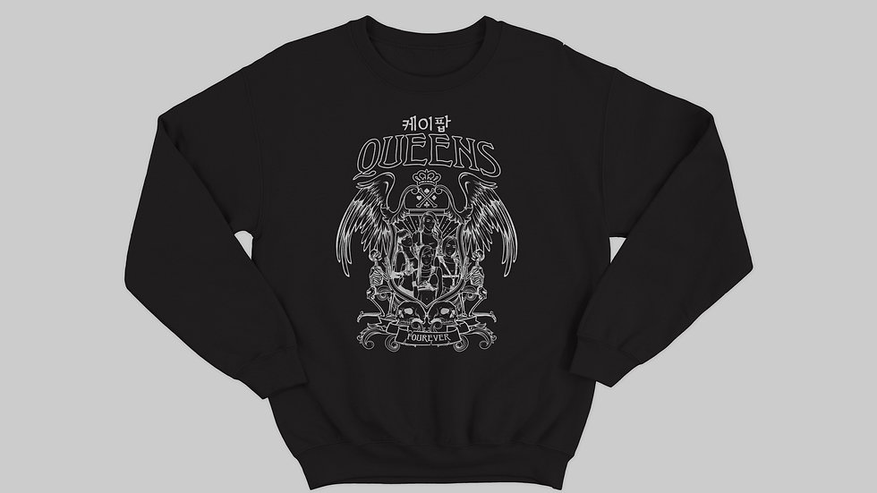 KPOP Queens Sweatshirt 2