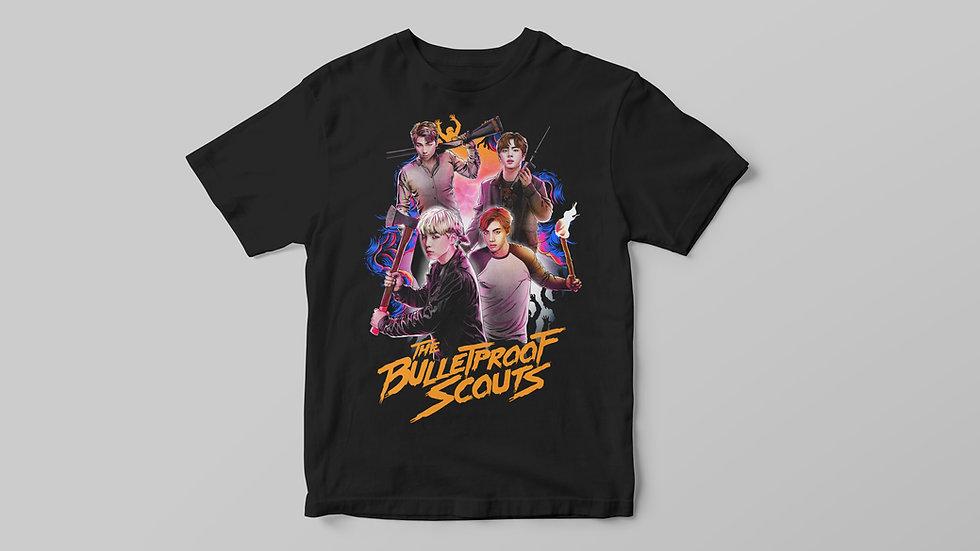 Bulletproof Scouts 9
